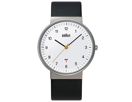 BRAUNブラウン メンズウォッチ BNH0032 [レザー] ホワイト 腕時計 送料無料ギフト プレゼント男女兼用フォーマル・カジュアルリストウォッチシリーズ