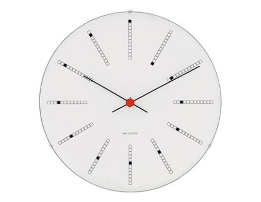 ROSENDAHL Arne Jacobsen アルネ・ヤコブセン Bankers Clock 160mmウォールクロック バンカーズ 160mmローゼンダール送料無料壁掛時計リビング ダイニングインテリアデンマーク国立銀行ギフト プレゼント