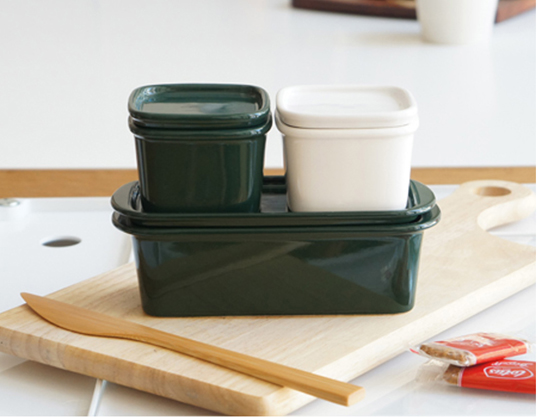 Japan Ceramic / ceramic Japan harvest SS size canister series storage containers kitchen supplies stacking microwaves available porcelain Ogino Katsuhiko & Japan Ceramic / ceramic Japan harvest SS size canister series storage containers kitchen supplies stacking microwaves available porcelain Ogino ...