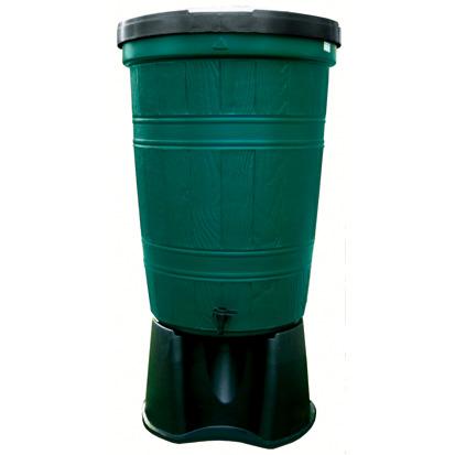 【売れ筋】 200L 送料無料:エクステリア通販プルーマガーデン 雨水タンク アクアリゾット 節水貯水タンク-ガーデニング・農業