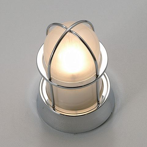 照明 エクステリアライトLED仕様 シルバー(銀) BH1000 CR FR LE 送料無料