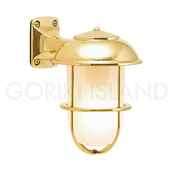 照明 エクステリアライトLED仕様 ゴールド(金) BR5000 FR LE 送料無料