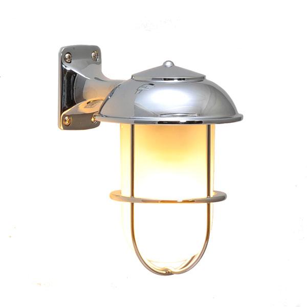 照明 エクステリアライトLED仕様 シルバー(銀) BR5000 CR FR LE 送料無料