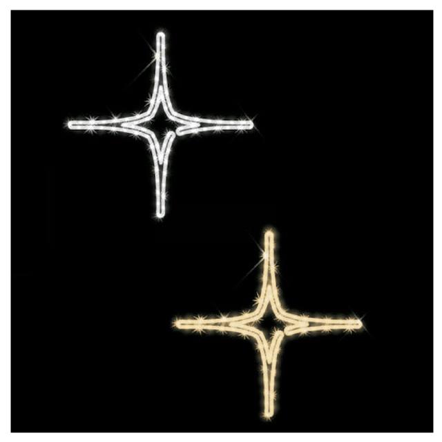 イルミネーション一式 アステロ 2Dモチーフ オーナメント送料無料