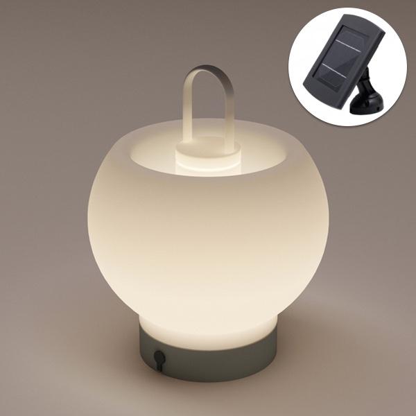 ガーデンライト ハンディソーラーLED照明 ミミコ 送料無料