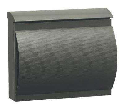 ポスト 壁掛けポスト MOLT モルト 玄関に安心の鍵付き郵便受け 送料無料