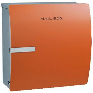 ポスト 壁掛けポスト イオス クリップ 鍵付き郵便受け 送料無料