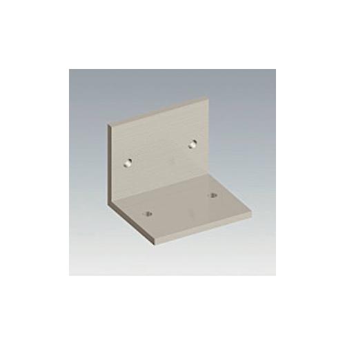 アルミ形材 アングルピース L字鋼 山形鋼 DIY用 40×40×40mm 10個セット