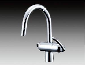 トクラス 浄水器【AWJ401HSG】水栓一体タイプ アンダーシンク 水栓一体型浄水器ハンドシャワー水栓