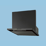パナソニック レンジフード FY-6HZC4A4-K スマートスクエアフード 公共住宅用 [BL規格:排気型4型] 排気形 60cm幅 シロッコファン・ソフトプッシュスイッチ 色:ブラック
