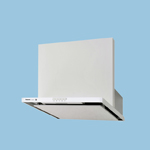パナソニック レンジフード 【FY-6HZC4R3-W】 スマートスクエアフード 公共住宅用 [BL規格:排気型3型] 手元スイッチタイプ 60cm幅 シロッコファン・ソフトプッシュスイッチ 色:ホワイト