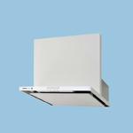 パナソニック レンジフード 【FY-6HZC4R4-W】 スマートスクエアフード 公共住宅用 [BL規格:排気型4型] 手元スイッチタイプ 60cm幅 シロッコファン・ソフトプッシュスイッチ 色:ホワイト