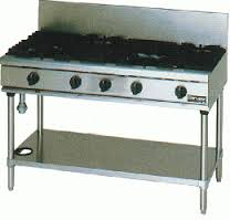 マルゼン(MARUZEN) 熱機器 【RGT-1265C】 NEWパワークックガステーブル