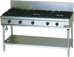 マルゼン(MARUZEN) 熱機器 【RGT-1565C】 NEWパワークックガステーブル