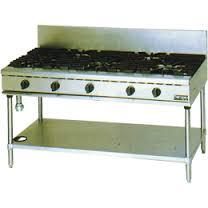 マルゼン(MARUZEN) 熱機器 【RGT-1275C】 NEWパワークックガステーブル