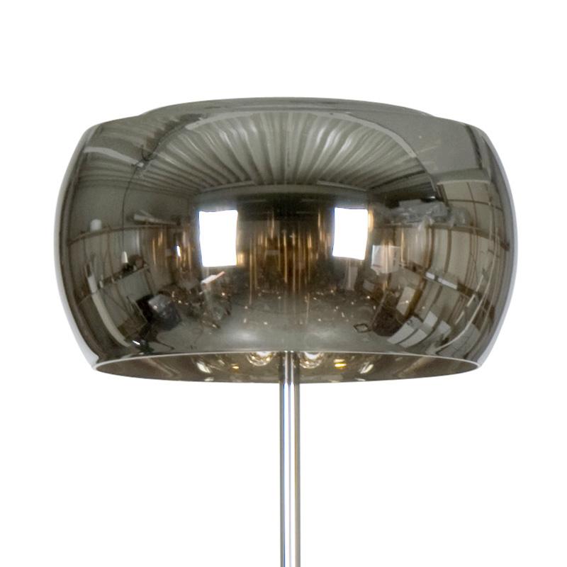 トーヨーキッチンスタイル (TOYO KITCHEN STYLE) 照明 【SFHL-INSIDEOUT-FL】インサイドアウトフロアランプ シェード/オーナメント ガラス シルバー