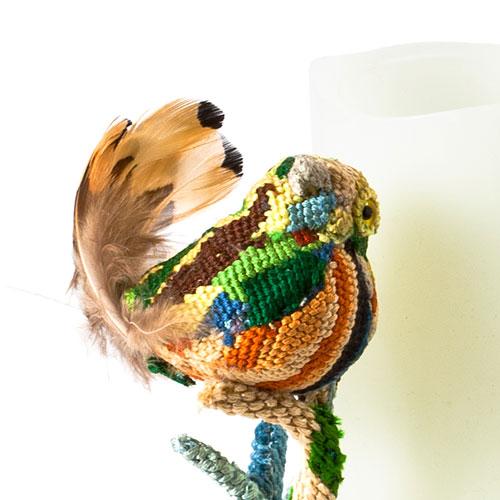 トーヨーキッチンスタイル (TOYO KITCHEN STYLE) 照明 【SFAC-BTPM】ブジョアトルサードPM ポリウレタンフォーム/コットン LED内蔵キャンドル 0.7kg