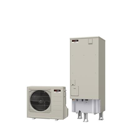 三菱電機 エコキュート SRT-N372 一般地向け Aシリーズ 給湯専用 370L<主に3~4人用> ※リモコン・脚部カバーは別売です