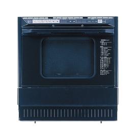パロマ ガスオーブンレンジ PCR-510E ブラック コンビネーションレンジ (オーブン+電子レンジ) 容量44L 自動調理機能あり