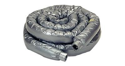 マックス(MAX) 浴室暖房乾燥機 ES-DF2-05KB 全熱交換型24時間換気システム 関連部材 不燃ダクト Φ50 長さ5m