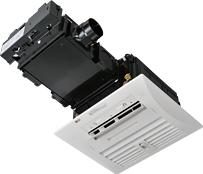 リンナイ 浴室暖房乾燥機 【RBHM-C415K1U】 天井埋込型 うたせ湯機能搭載タイプ 1室換気対応