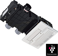 リンナイ 浴室暖房乾燥機 【RBHM-C337K3P】 天井埋込型 スプラッシュミスト機能搭載タイプ(コンパクトモジュール) 3室換気対応