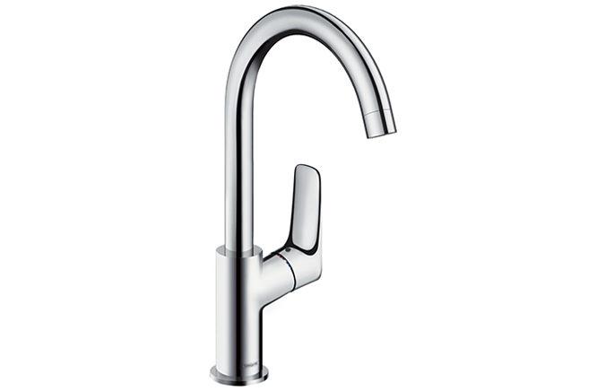 湯水混合栓 ハンスグローエ 引棒なし クロム CERA(セラ) HG71131