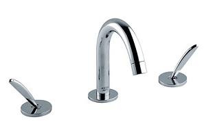 CERA 洗面水栓 AXOR STARCK&CLASSIC 湯水混合栓 HG10133ZA【クロム】