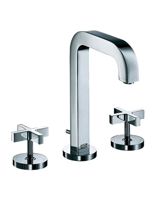 CERA 洗面水栓 AXOR CITTERIO&M 湯水混合栓 HG39133U【クロム】