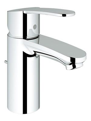 CERA 洗面水栓 EUROSTYLE COSMOPOLITAN 湯水混合栓 FG32357S【クロム】