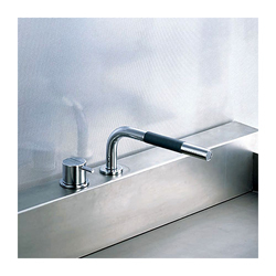 CERA ボラ 湯水混合栓 クロム VL500T1-16