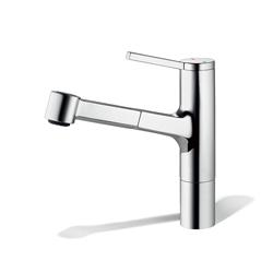 CERA キッチン水栓 ハンドシャワータイプ KW0191033R