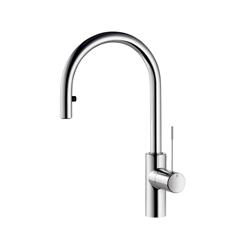 CERA キッチン水栓 スパウト引出しタイプ  KW0151102