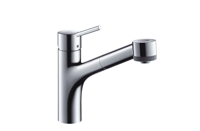 CERA 洗面水栓 湯水混合栓 HG32841 クロム