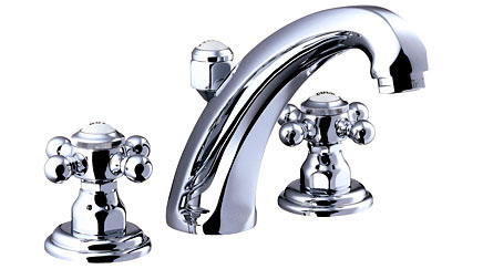 CERA 洗面水栓 湯水混合栓 KL51043T【クロム】