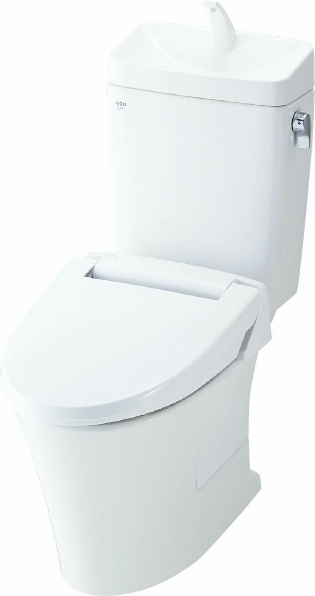 LIXIL INAX アメージュZ便器(フチレス) 便器部【BC-ZA10S】 タンク【DT-ZA180E】 床排水:200mm 手洗付 一般地仕様
