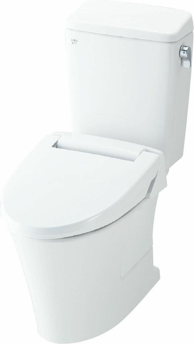 LIXIL INAX アメージュZ便器(フチレス) リトイレ 便器部【BC-ZA10H】 タンク【DT-ZA150HN】 床排水:120/250~550mm 手洗なし 便座なし 寒冷地仕様 水抜方式
