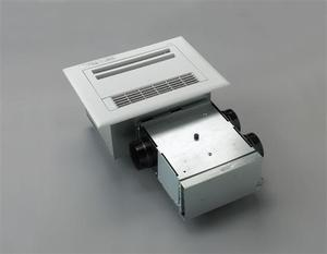 TOTO 浴室暖房乾燥機 三乾王 TYB4013GC 天井埋め込み 100V 3室換気タイプ 照明スイッチ枠付リモコン 集合住宅向け TYB213GARの後継品
