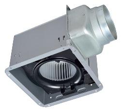 三菱電機 天井埋込形 ダクト用換気扇 VD-18ZLXP10-IN