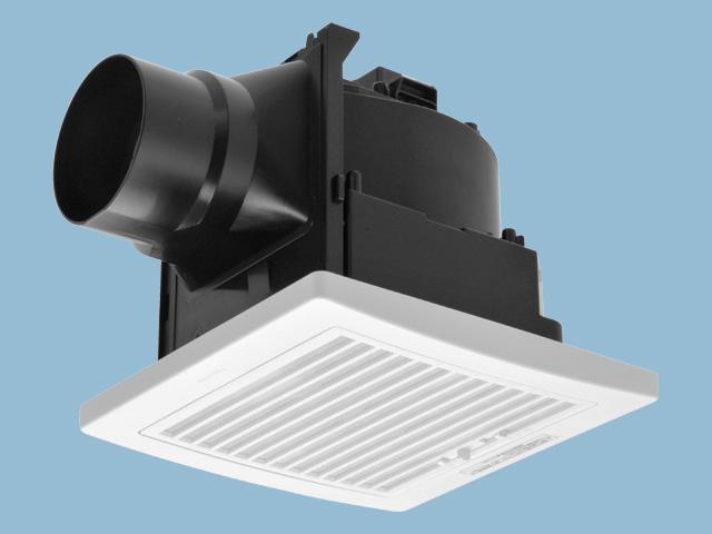 パナソニック 天井埋込形換気扇 ルーバーセットタイプ 低騒音 自動運転形 24時間常時換気 強 FY-17CFH8V 期間限定特別価格 適用パイプφ100mm 販売期間 限定のお得なタイムセール 湿度センサー フィルター付 埋込寸法177mm角 弱速調付