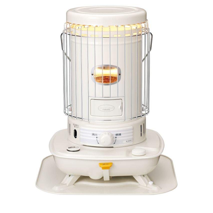 市販 SL-5120-W コロナ 暖房機器 ホワイト 18%OFF 石油ストーブ コンクリート18畳まで 対流型 木造13畳 SLシリーズ