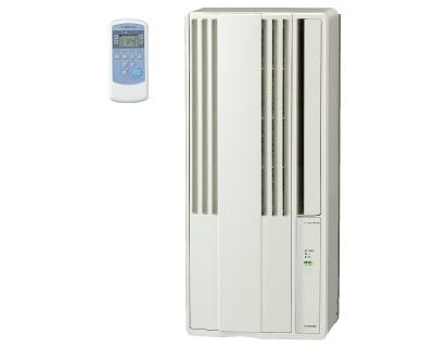 エアコン ルームエアコン コロナ CORONA住宅設備用 ルームエアコン CW-1820 ウインドエアコン 冷房専用  窓用エアコン