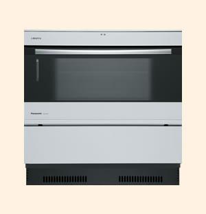 業界最安値挑戦中! パナソニック ビルトイン電気オーブンレンジ NE-DB901(ケコミ部:ブラック) 本体カラー:シルバー 200Vタイプ 容量33L スチーム機能付き キッチン高さ対応:800~900mm