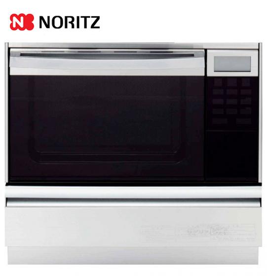 ノーリツ ビルトインオーブンレンジ NDR418ESTK コンビネーションレンジ ハイグレード ステンレス調 35Lタイプ
