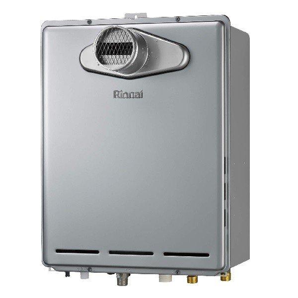 リンナイ 在庫一掃 ガス給湯器 セール特価品 RUF-E1616SATリンナイ ガスふろ給湯器 オート PS扉内設置型 PS前排気型 設置フリータイプ エコジョーズ 給湯 R1 給水接続15A 16号 2 リモコン別売