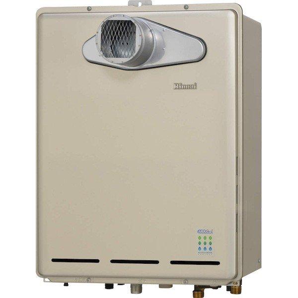 ご注文で当日配送 リンナイ ガス給湯器 RUF-EP2401SAT A ガスふろ給湯器 24号 売却 PS前排気型 PS扉内設置型 オート 設置フリータイプ