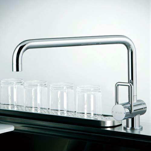 トーヨーキッチンスタイル (TOYO KITCHEN STYLE) 水栓 シングルレバー混合水栓 クローム A89532BS-CR