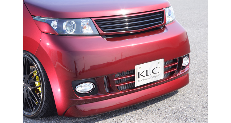 KLC プレミアムワゴンR スティングレー(MH23)フロントグリル