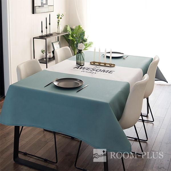 テーブルクロス おしゃれ 大理石柄 送料無料 テーブルマット ダイニングテーブル 140cm×180cm 200cm 240cm table-c0119 新生活