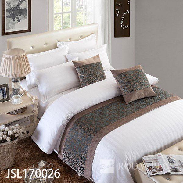 ベッドライナー フットライナー フットスロー ベッドスロー ホテル用品 br-0373 新生活
